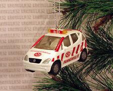 AvD PANNENHILFE BREAKDOWN SERVICE MERCEDES-BENZ A160 CHRISTMAS ORNAMENT XMAS