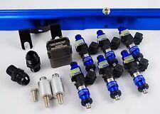 fit Nissan Skyline rb26dett RB26 r33 r34 r32 bosch ev14 1200cc fuel injectors