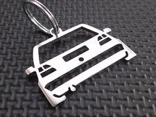 VW GOLF MK2 keyring GTI 16v RABBIT G60 SYNCRO TUNING 8v DIESEL VR6 2 GT keychain