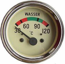 Fernthermometer Temperaturanzeige elektrisch passend für Hanomag Neu