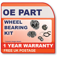 KWB915 KEY PARTS WHEEL BEARING KIT (Renault Megane III - Rear) NEW O.E SPEC!