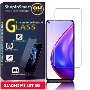 """Safety Glass For Xiaomi mi 10t 5g/10t pro 5g 6.67 """" Genuine Screen Protector"""