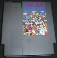 Dr. Mario (Nintendo Entertainment System, 1990) NES Video Game