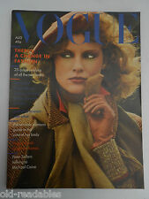 VOGUE * AUGUST 1974 - MINT COPY * More Birthday Issues in our shop-