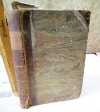 NINETEENTH CENTURY MAGAZINE Vols 2 & 3,Jan 1848 & Jan.1849