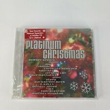 Platinum Christmas by Various Artists (2000) CD - Britney Spears, NSYNC, Santana