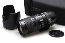 Sigma 70-200mm f/2.8 EX DG OS HSM f. Nikon