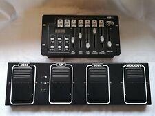 Ledj S1 Dmx controller & Ledj S-1F Footcontroller
