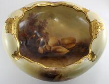 Antique Pickard Footed Bowl Nut Design – Jeremiah Vokral Artist