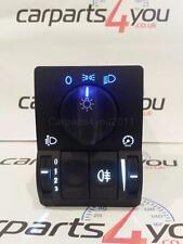 ASTRA G MK4 / ZAFIRA BLUE & WHITE LED HEADLIGHT SWITCH (REAR FOG ONLY VERSION)