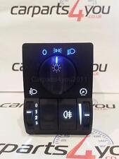 ASTRA G MK4 / ZAFIRA BLUE & WHITE LED HEADLIGHT SWITCH (REAR FOG ONLY VERSION)