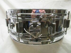 Rogers 5 x 14 Power Tone COB snare drum Vintage 1966