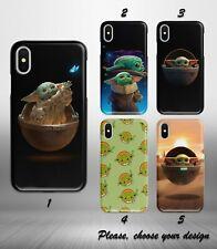 Baby Yoda case for Galaxy s20 s20+ Ultra s10 s10+ s9 s9+ s8 s8+ s7 Edge SN