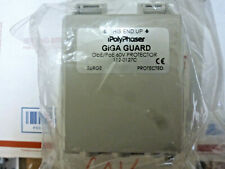 PolyPhaser Giga Guard 112-0127C GbE/PoE 60v Surge Protector
