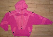 So Cute Comfy Vintage 1991 BOBBIE BURNS Pink Sweatshirt Top Hoodie Pull Over S