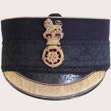 More details for genuine loyal north lancashire regiment officers forage cap