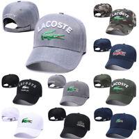 Men's Animal Embroidered Baseball Cap Sport Adjustable Men Women Golf Hat Cotton