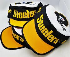 Pittsburgh Steelers Painter Hat Vintage Old Stock