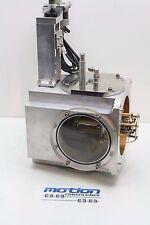 Kratos Maldi High Vacuum Mass Spectrometer Process Head Vat 01234 Ya06 Adq10016