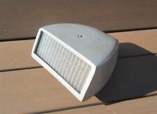 Vintage Hot Rod Air Cleaner Scoop True Vintage Aluminum Flame Arrestor Real Deal