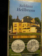 10 Euro Österreich 2002 Schloß Hellbrunn hgh.