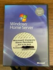 Windows Home Server 2007 With Key