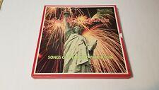 READERS DIGEST GOD BLESS AMERICA Songs Of Pride Patriotis 7-LPs Boxed Set