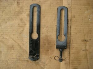 John Deere 110 140 210 212 214 216 300 314 317 - mower deck lift straps