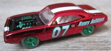 1:64 Johnny Lightning EMPLOYEE '70 Plymouth Cuda