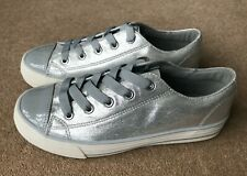 Marks and Spencer Silver Trainers for