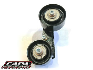 LSA Supercharger Idler Pulleys and Mounting Bracket