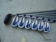 Tommy Armour Hot Scot Men's RH Steel Shaft Golf Club Iron Set 5-PW +4 hybrid