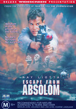Escape From Absolom (DVD, 1999) RARE Ray Liotta