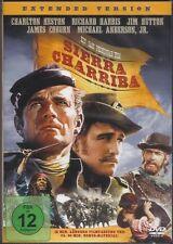 DVD SIERRA CHARRIBA # Charlton Heston, James Coburn ++NEU