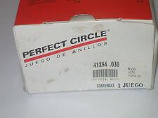 Perfect Circle 41284 .030 Piston Ring Set GMC CHEVY BUICK PONTIAC  2.8L 173 V6