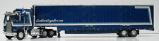 1/64 DCP EAST COAST LARGE CARS K-100 KENWORTH CABOVER CAB  W/ KENTUCKY TRAILER