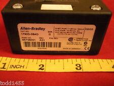 Allen Bradley 1792D-0B4D DeviceNet 4P Output Module Series B 1792D0B4D used
