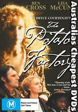 The Potato Factory DVD NEW, FREE POSTAGE WITHIN AUSTRALIA REGION ALL
