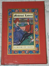 MEDIEVAL LOVERS - A BOOK OF DAYS 1988 h/b  Kevin Crossley-Holland