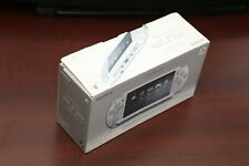 PSP-2000 console silver boxed v-good Japan PlayStation Portable system US seller