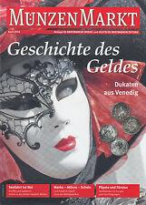 MünzenMarkt April 2016 Geschichte des Geldes, Dukaten aus Venedig