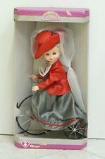ISABELLA IN BICICLETTA Bambola Doll Furga. Vintage anni '70