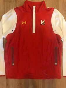 Maryland Terps Under Armour Pullover