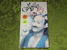 GALLAGHER STUCK IN THE 60'S VHS VIDEO RARE MOVIE NOT ON DVD!