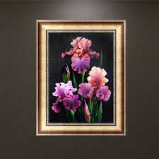 5D Diamond Embroidery DIY Craft Painting Flower Cross Stitch Mosaic Home Decor
