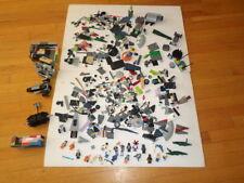 HUGE MIXED LEGO LOT OF MINIFIGURES PARTS ETC STAR WARS NINJAGO MIXED