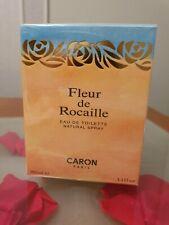 VINTAGE CARON FLEUR DE ROCAILLE 100 ml SPRAY. NEW.