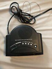 Sony Dream Machine Alarm Clock Radio Icf-C212 Am/Fm Green Led Display Tested