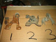 70'S 80'S 350 TURBO 350 Kick Down Cable/ P BRAKE/ WIRE Bracket  small block