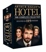 Arthur Hailey'S Hotel Complete Tv Series Season 1-5 1 2 3 4 5 Dvd Set